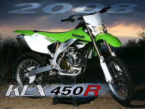 Kawasaki klx 450 r pictures. Photo 2.