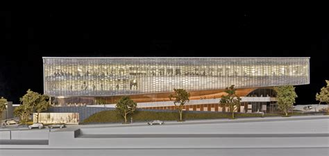 Gallery of SHoP Architects to Design National Veterans ...