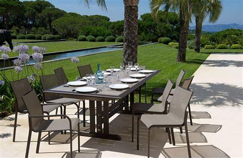 les jardins hegoa 77x35 quot rectangular extension dining