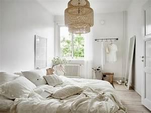 Pflanzen Im Schlafzimmer : skandinavisch einrichten 60 inneneinrichtung ideen f r skandinavisches innendesign ~ Indierocktalk.com Haus und Dekorationen