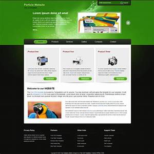 25 free dreamweaver css templates available to download With free professional dreamweaver templates