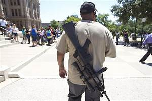 A Gun Owner Speaks  My Case For Open Carry