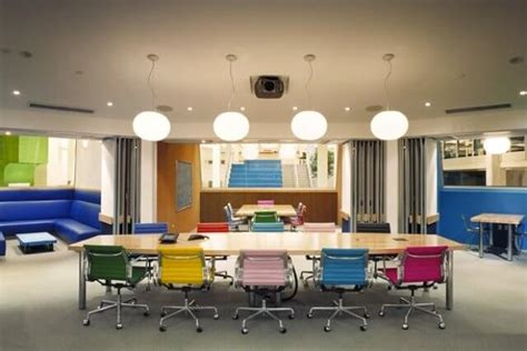 desain interior kantor terkeren menarik