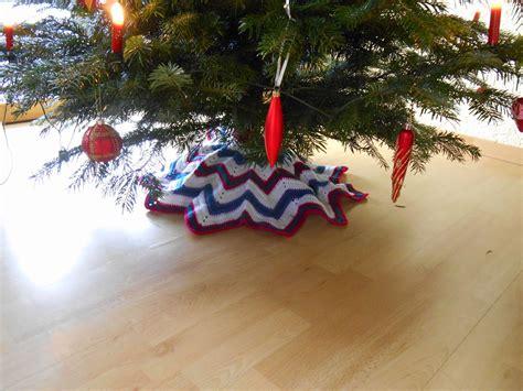 My World Of Crochet Weihnachtsbaumdecke Gute Idee, Warum