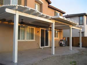 southern california patios combination patio covers