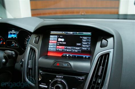 Ford Sync Voice Text
