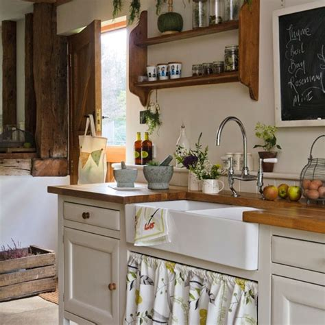 Kitchen Storage Ideas For Small Kitchens, Small French