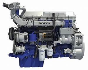 Volvo D13 Engine 3d Model  U2013 3d Horse