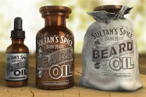 essential beard care products