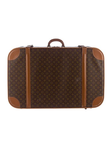louis vuitton vintage monogram suitcase luggage