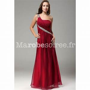 robe de soiree rouge framboise asymetrique avec coupe With robe de cocktail combiné avec bracelet hipanema bonnie
