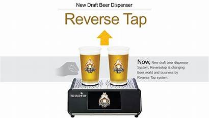 Beer Draft Dispenser Welcome English