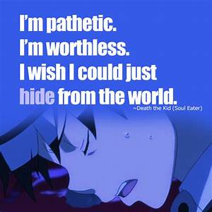 Anime Suicide Q... World Eater Quotes