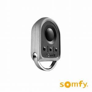 Telecommande Somfy Io : t l commande somfy keygo io pour porte de garage ~ Voncanada.com Idées de Décoration