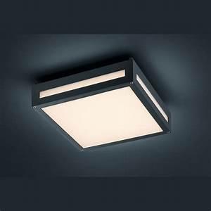 Led Lampen Außenbereich : moderne deckenleuchte mit led licht im aussenbereich ~ Frokenaadalensverden.com Haus und Dekorationen
