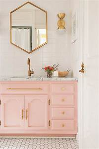 20, Pretty, Ways, To, Bring, A, Pink, Colors, Into, Your, Bathroom