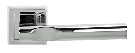 Atlantic Status Kansas Polished Chrome Door Handles