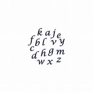 Emporte Piece Lettre : emporte pi ce alphabet italique ~ Melissatoandfro.com Idées de Décoration