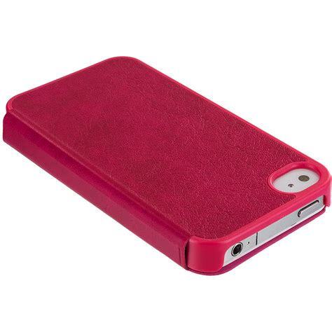 iphone 4 wallet for iphone 4 4g 4s color wallet open front leather
