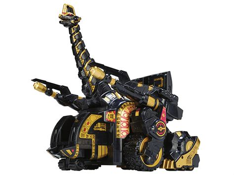 Mighty Morphin Power Rangers Legacy Titanus Black Edition