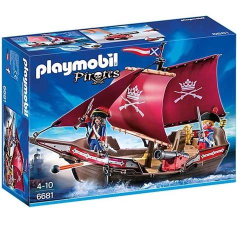 Barco Pirata Ingles by Playmobil 6681 Barco Ingles Piratas Con Motor Gratis