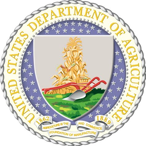 file seal of the united states department of agriculture
