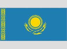 Flag of Kazakhstan Britannicacom