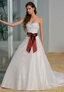 cheap fall wedding dress with sash sang maestro With autumn wedding dresses