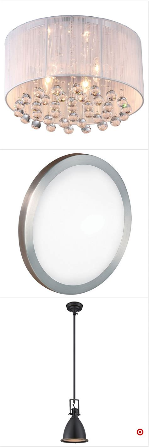 Target Bathroom Fixtures by Shop Target For Ceiling Lights You Will At Great Low