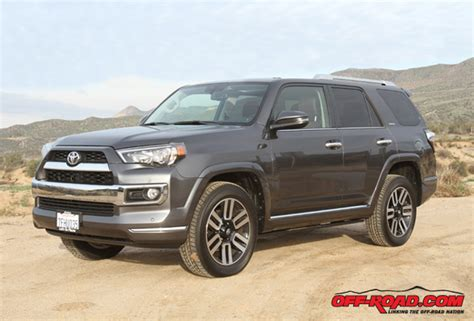 2015 4runner Limited by Review 2015 Toyota 4runner Limited Road