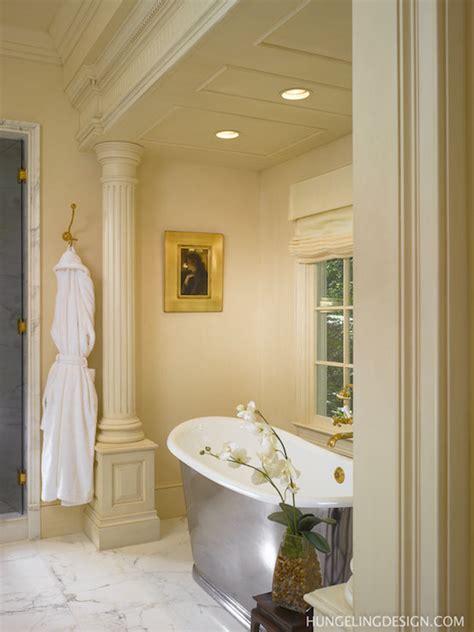 bathroom columns traditional bathroom hungeling design