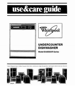 Whirlpool 8000 Series User Guide
