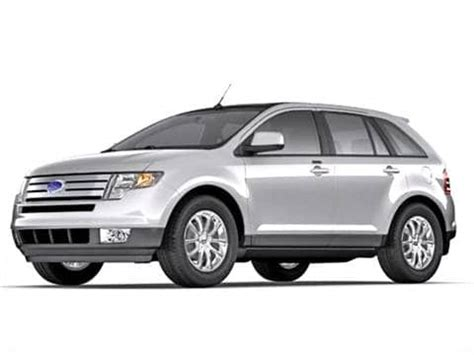 blue book value used cars 2009 ford edge navigation system 2007 ford edge pricing ratings reviews kelley blue book