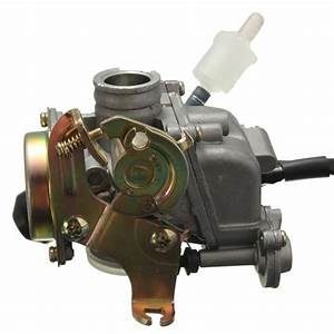50cc Moped Carburetor Carb For 4 Stroke Gy6 Sunl Roketa