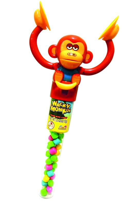 Wacky Monkey   All Distributed Items   Distributed Items ...