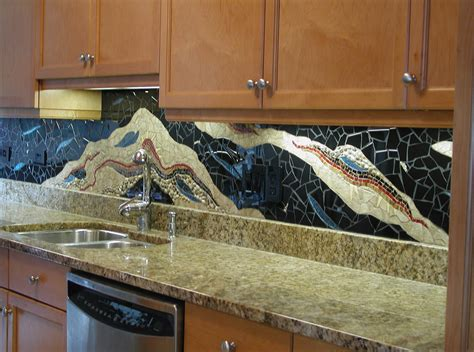 mosaic kitchen backsplash ideas mosaic backsplash ideas design decoration 7856