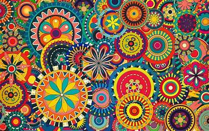 Colorful Pattern Baltana Wallpapers Resolution