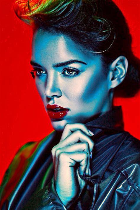 woman art girl woman art fashion photography colour