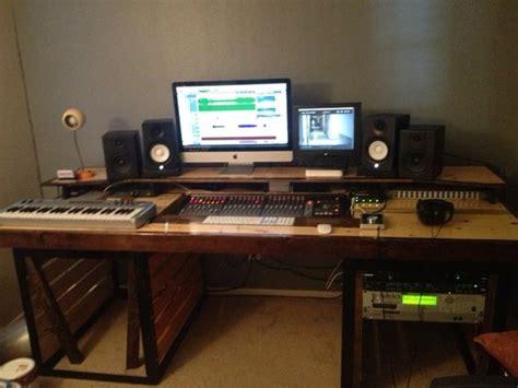 Craft Room Home Studio Setup by 151 Home Recording Studio Setup Ideas Infamous Musician