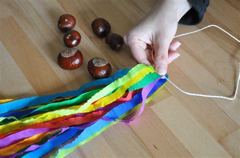 herbstliches basteln mit kindern herbstliches windspiel zum selberbasteln nordhessenmami de