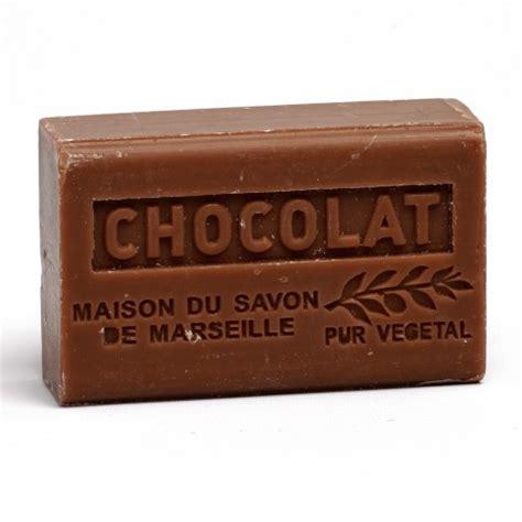 savon 125gr au beurre de karit 233 bio chocolat la maison du savon de marseille