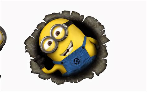 Minions Background Minion Wallpapers Hd Beautiful Wallpapers Collection 2014