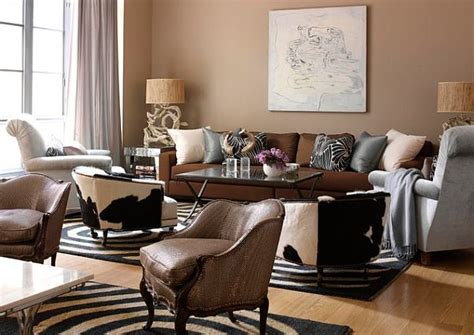 safari themed living room ideas decorating with a modern safari theme
