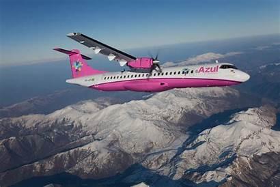 Atr Azul Airplane Airlines Air Cancer Breast