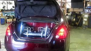 Custom Nissan Maxima Stereo 1 Oxnard Ventura