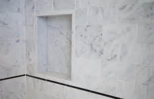 white grey bathroom ideas master bathroom in carrara marble complete tile