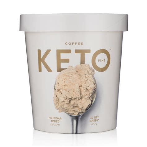 Keto ice cream is a creamy mix of sweet vanilla seeds and velvet smooth cream. Keto Coffee Ice Cream - Experience The Delicious Taste For Yourself - KetoPint