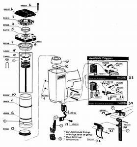 Senco Sls20 Power Stapler Parts
