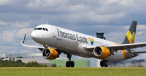 Thomas Cook launch rainbow plane to mark Manchester Pride ...