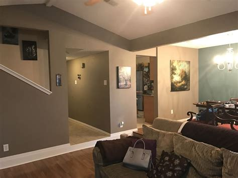 sherwin williams moth wing walls cabin paint colors